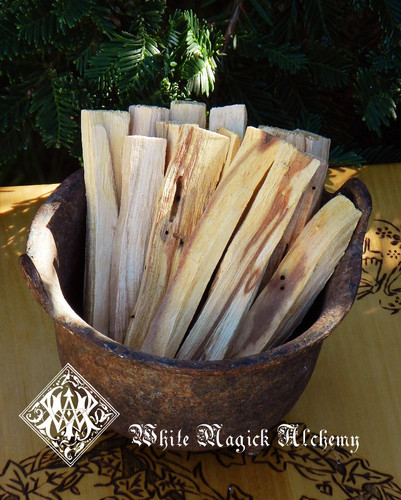 Palo Santo All-Natural Sacred Wood Incense Sticks for Clearing and Cleaning of Sacred Space
