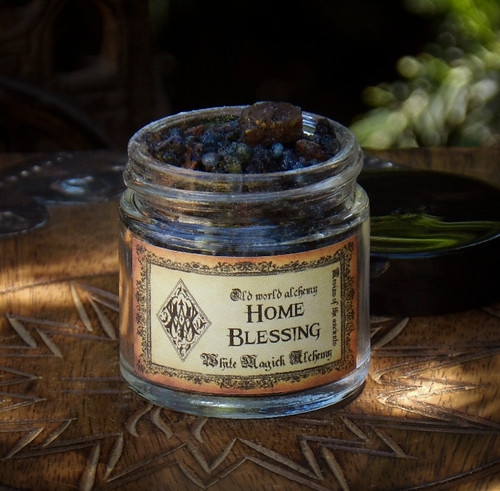 HOME BLESSING Resins of the Ancients