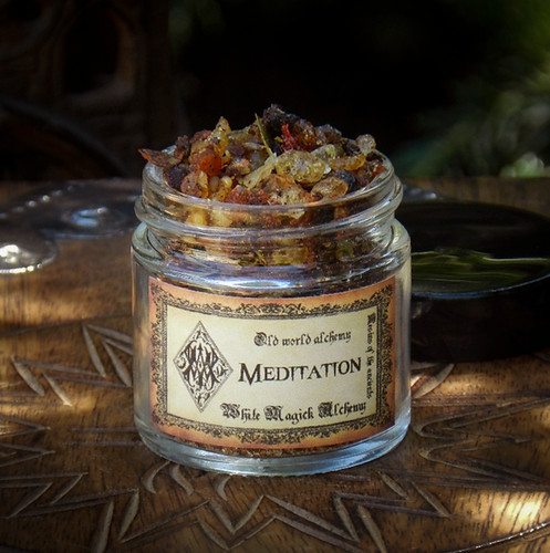 MEDITATION Resins of the Ancients