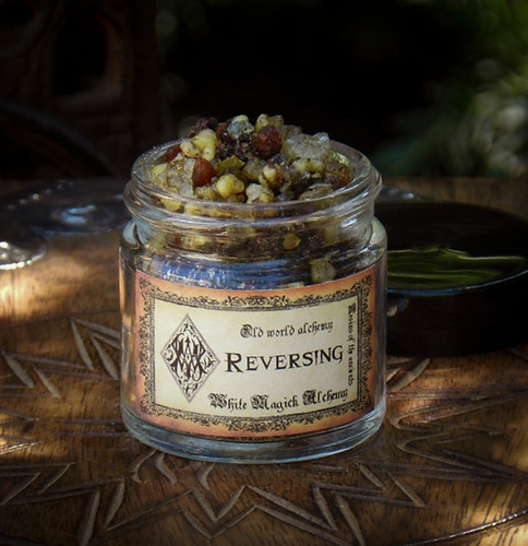REVERSING Resins of the Ancients