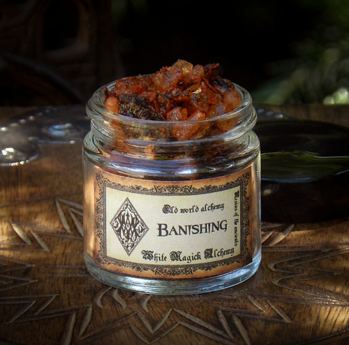 BANISHING Resins of the Ancients