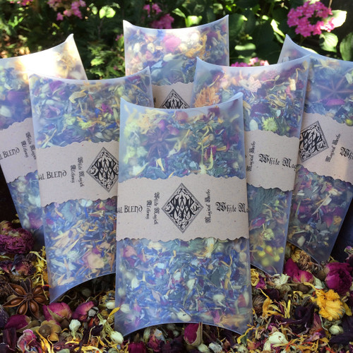 Sacred Daily Herbal Blend Gift Box . Crafted Daily at our Shop