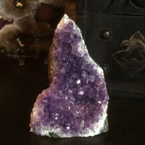 Amethyst Cluster for Peace, Balance, Love, Spirituality #2
