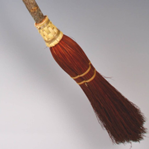 Rust Colored Ceremonial Besom ~ Witches Broom
