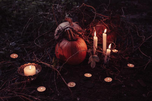 Samhain - Must be the Season of the Witch