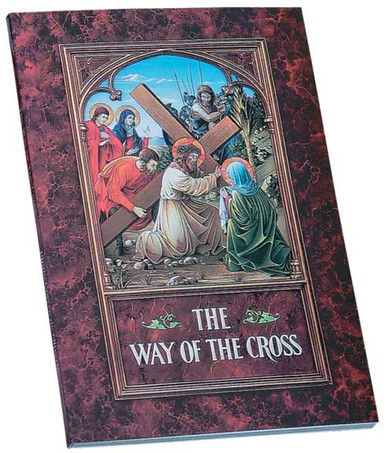TFP Books: The Way of the Cross, by Plinio Corrêa de Oliveira