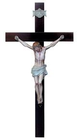 """22"""" Wall Crucifix"""