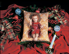 Prince of Peace Statue & Pillow
