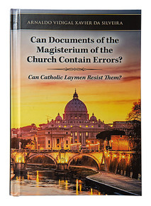 Can Documents of the Magisterium of the Church Contain Errors?