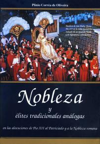 Nobleza y élites tradicionales análogas en las alocuciones de Pío XII al Patriciado y a la Nobleza romana Volúmen I