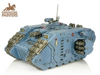 BRONZE Land Raider Crusader