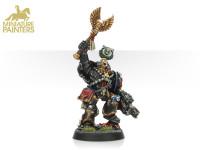GOLD Chaplain Cassius