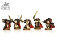 SILVER Sword Brethren Squad