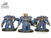SILVER Centurion Devastator Squad