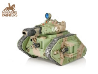 BRONZE Leman Russ Demolisher