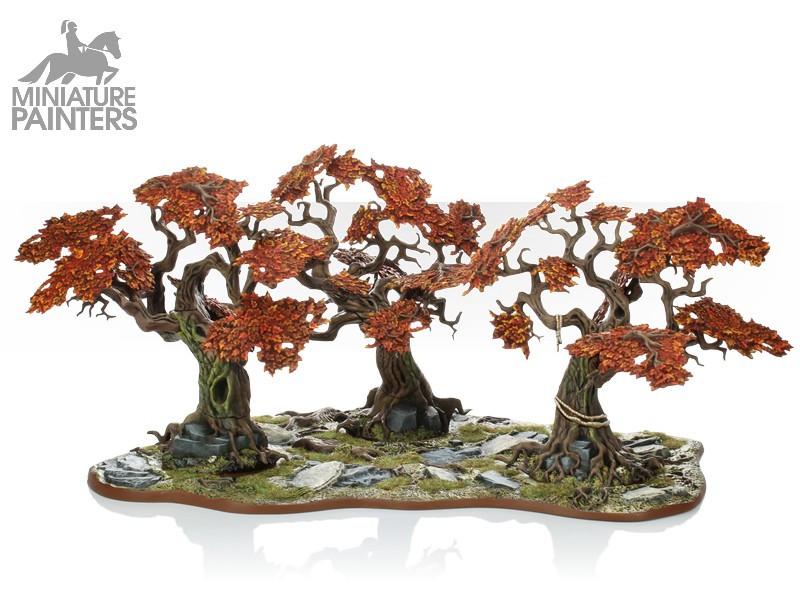 SILVER Fall Citadel Wood