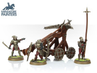 LEAD Uruk-hai Siege Assault Ballista