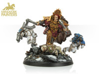 GOLD Angron Primarch of the World Eaters