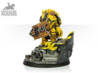 SILVER Alexis Polux 405th Captain of the Imperial Fists