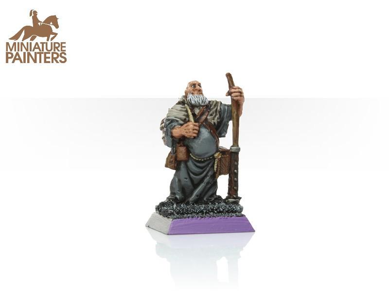 BRONZE Friar Stone