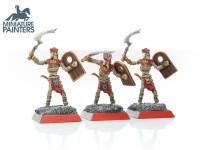 LEAD Mummy Warriors