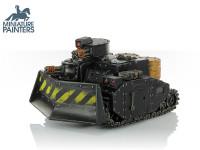 LEAD Rhebok Flame Assault Tank
