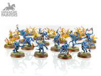 SILVER Blue Horrors & Brimstone Horrors