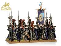 GOLD Black Guard of Naggarond