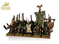 GOLD Plague Monks