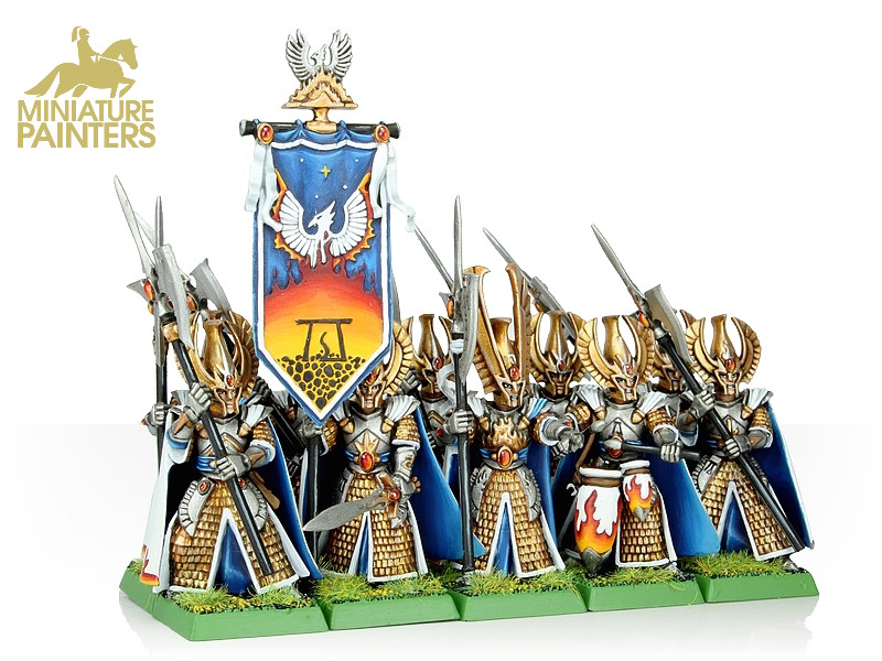 GOLD Phoenix Guard