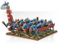 LEAD Saurus Warrior Regiment