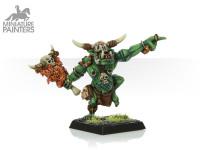 SILVER Savage Orc Shaman