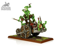 SILVER Snotling Pump Wagon