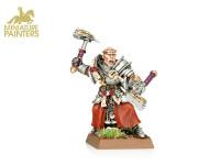 GOLD Warrior Priest