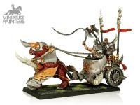 SiLVER Gorebeast Chariot