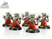 SILVER Corpuscarii Electro Priests