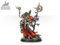 SILVER Tech Priest Dominus
