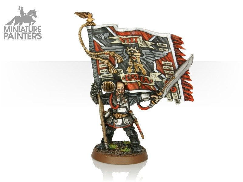 SILVER Colour Sergeant Kell