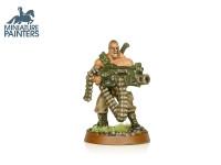 LEAD Sergeant Harker