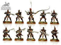 SILVER Kabalite Warriors