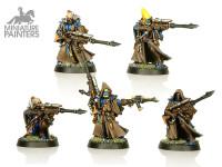 SILVER Eldar Rangers