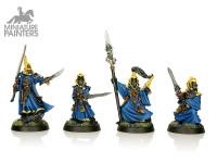 SILVER Farseer and Warlocks