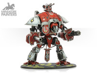SILVER Imperial Knight Crusader