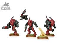 SILVER XV25 Stealth Team