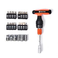 Mini Ratchet T-Driver 24 Piece Set TTX-900220