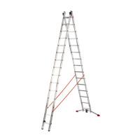 ProfiLot - Aluminium Multi-Purpose 2x15 Rungs Ladder
