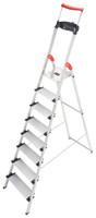 ComfortLine XXR - EasyClix - Aluminium Safety Household 8 Steps Ladder