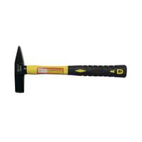 Chipping Hammer  - Fiberglass Handle - 500g - HTW-CPF-500