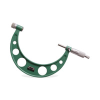 Outside Micrometer With Interchangeable Anvils - Range 0-150mm - ISZ-3206-150A
