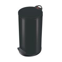 Pedal Bin T2 L - 19 Litre - Black - HLO-0520-219